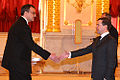 Dmitry Medvedev with Željko Janjetović.jpg