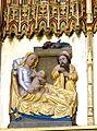 Doberan Münster - Kreuzaltar Marienseite 3 Geburt.jpg