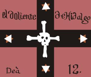 Battle of El Maguey - Image: Doliente de Hidalgo