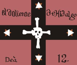 Battle of Zitácuaro - Image: Doliente de Hidalgo