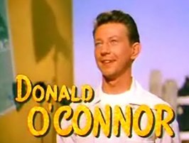 Donald O'Connor in I Love Melvin