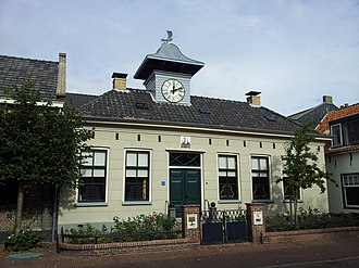 Vlieland - Image: Dorpsstraat 148, Vlieland (2014) 4