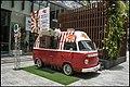 Doughnut Cones in Brisbane Queen St Mall-1 (30705879374).jpg