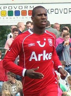 Douglas Franco Teixeira of FC Twente