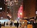 Downtown Crossing Boston Massachusetts in Winter Snow.jpg
