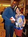 Dr Khoo Kien Ling from ADAMAS Weddings with Preston Bailey.JPG