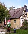 Drosendorf (Aufsess) Gartenzwerg 2.jpg