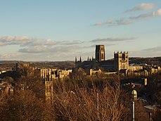 La Catedral y el Castillo de Durham