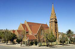 Holenderski Kościół Reformowany, Winburg