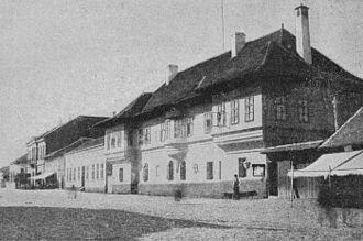 Jevrem Obrenović - House of Jevrem Obrenović.