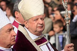 Stanisław Dziwisz - Cardinal Dziwisz, 2010