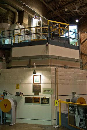 Experimental Breeder Reactor I - Experimental Breeder Reactor Number 1 in Idaho, the first power reactor.