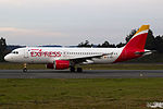 EC-MBU A320 Iberia Express SCQ.jpg