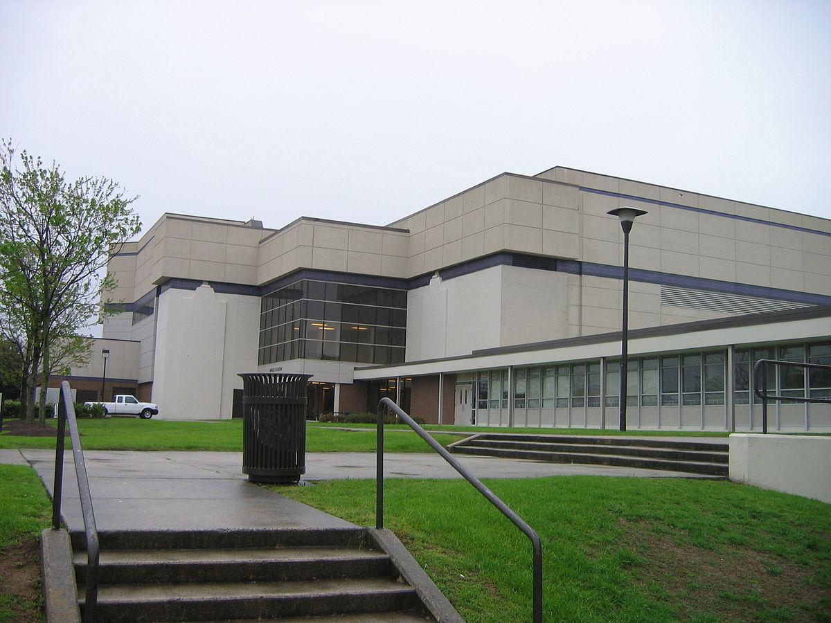 Williams Arena at Minges Coliseum - Wikipedia