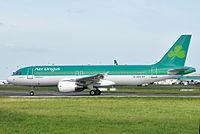 EI-EDS - A320 - Aer Lingus