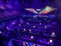 ESC 2021 Rotterdam - Greenfloor and podium.jpg