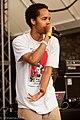 Earl Sweatshirt set at the SPIN party SXSW 2015 Austin, Texas -6190 (25123306372).jpg