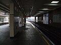 East Finchley stn northbound through platform look south2.JPG