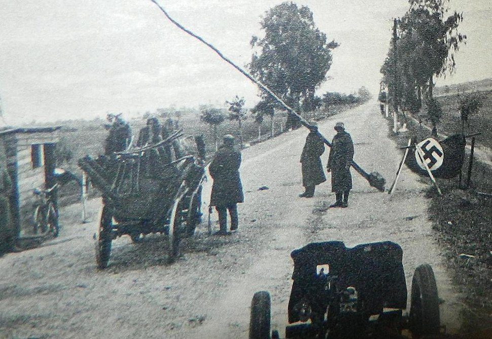 EasternPoland 1939 border Germany-USSR