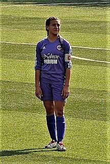 Ece Türkoğlu Turkish womens footballer