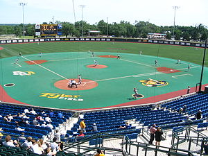 Eck Stadium - Tyler Field in Eck Stadium (2005)