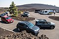 Eclipse weekend in Craters of the Moon - Spatter Cones parking area (36881928966) (2).jpg