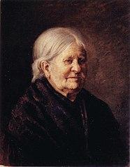 Portrait of Fredrika Snygg (Tajta)