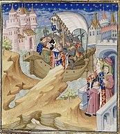 The Capture of Edward II