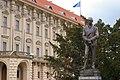 Edvard Beneš Monument PRAHA - panoramio.jpg