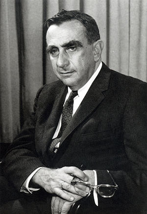 Thermonuclear weapon - Edward Teller in 1958