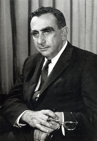 Edward Teller - Teller testified about J. Robert Oppenheimer in 1954.