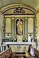 Eglise saint-Michel, chapelle Saint Jean-Baptiste, retable, Mifaget, Pyrénées atlantiquesIMGP2996-7-8.jpg