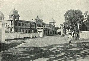 Chennai Egmore railway station - Egmore Station circa 1908