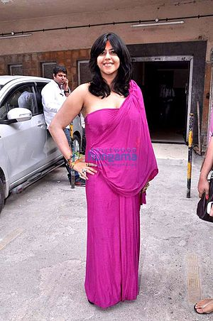 Ekta Kapoor - Image: Ekta Kapoor 3