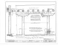 El Palacio Real de Santa Fe, Palace Avenue, Santa Fe, Santa Fe County, NM HABS NM,25-SANFE,2- (sheet 14 of 26).png