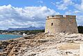 El castell de Moraira, Marina Alta.JPG
