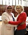 El desarrollo sostenible centra el encuentro entre la alcaldesa y la directora ejecutiva de ONU-Hábitat 01.jpg