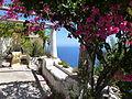 El mar, de fondo, Isla de Alicudi, Islas Eolias, Sicilia, Italia, 2015.JPG