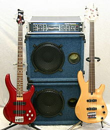 Bass Stack Amp And Speaker Configuration Like The Electric Guitar
