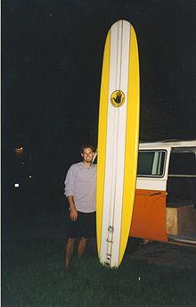 Longboard Surf Wikip 233 Dia
