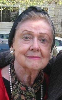 Elizabeth Wilson actress (1921-2015)