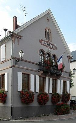 Elsenheim, Mairie.JPG