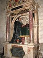 Ely Cathedral - monument in choir aisle - geograph.org.uk - 2168471.jpg