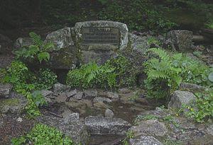 Elz (Rhine) - Source of the Elz