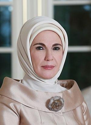 Emine Erdoğan - Image: Emine Erdoğan