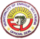 Official seal of Enrique Villanueva