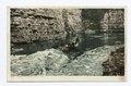 Entering the Rapids, Au Sable Chasm, N. Y (NYPL b12647398-68225).tiff