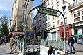 Entrée métro Parmentier Paris 1.jpg