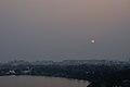 Equinox Sunset - Kolkata 2012-03-20 9339.JPG