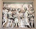 Ercole a. raggi e g. francesco rossi su dis. di alessandro algardi, storie del vecchio testamento in stucco, 1650 ca., giuseppe venduto dai fratelli.jpg